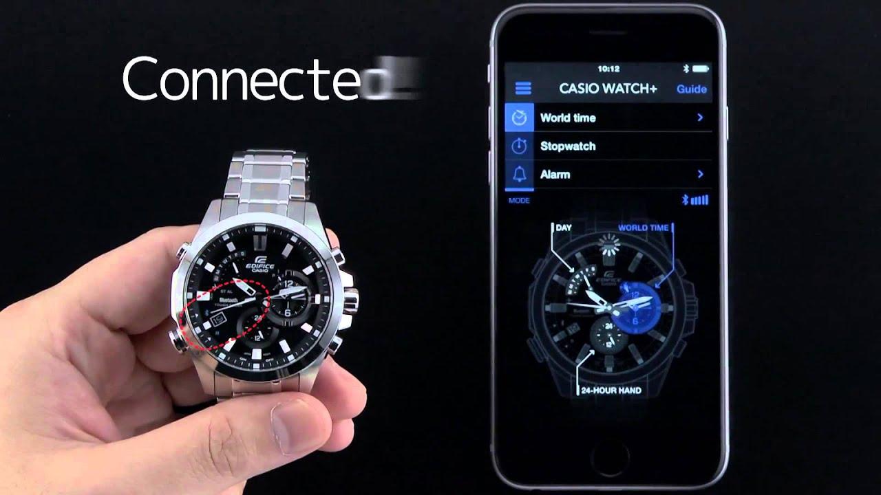 SVETCASU.CZ hodinky Casio Edifice EQB 510 nastavení světových časů ... c4957af9730
