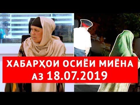 Хабарҳои Тоҷикистон ва