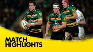 Northampton Saints v Exeter Chiefs - Aviva Premiership Rugby 2014/15