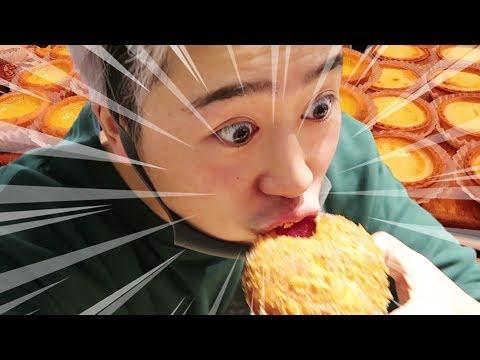 Korean BAKERY Goods ft. Hotel Review | Fraser Place
