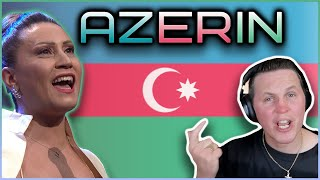 SHE HAS SO MUCH POWER | AZERIN - ÇIRPINIRDIN KARADENIZ - REACTION