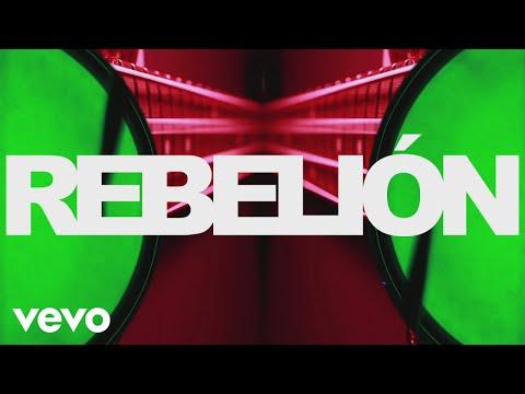 Amaral - Tambores de la Rebelión (Lyric Video)