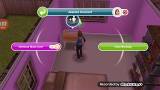 The Sims FreePlay (step 30)children's store