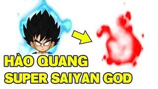 Hào Quang Super Saiyan God ? Lần Đầu Xuất Hiện - Ngọc Rồng Online