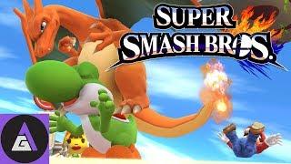 STUPID Crazy Plays in Smash Bros