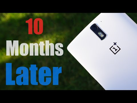 OnePlus One 10 Months Later (2015)