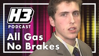 All Gas No Brakes (Andrew Callaghan) - H3 Podcast #202