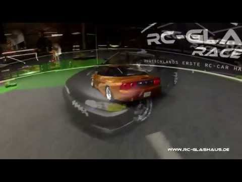 RC Glashaus Drift Action
