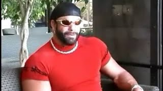 Macho Man Randy Savage Shoot Interview 2000