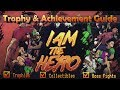 I Am The Hero [PS4] Trophy & Achievement Guide | All Collectibles | Boss Fights | Combat Trophies