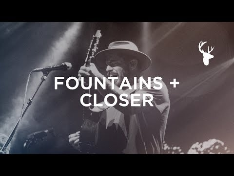 Fountains + Closer (Spontaneous) - Josh Baldwin | Bethel Music Worship