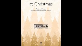 Give A Little Love At Christmas - Words and Music by Mary Donnelly and George L. O. Strid