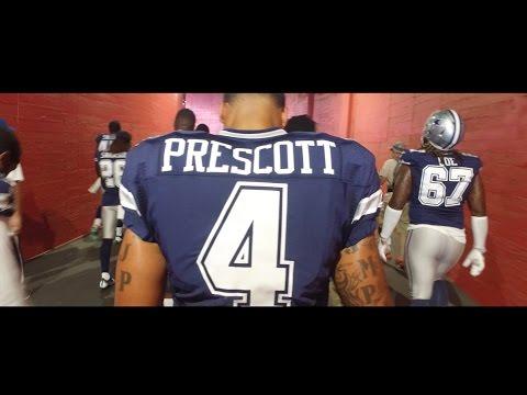 #FinishThisFight - Dak Prescott