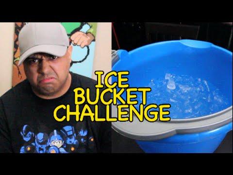 ICE BUCKET CHALLENGE [ALS] [@DASHIEXP]