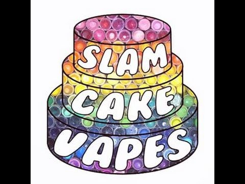 Slam Cake Vapes | Morning & Slam Cake | E-Juice Review