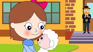 Mary Had A Little Lamb + Nursery Rhymes Children Songs & ABC song for Baby Kids Songs