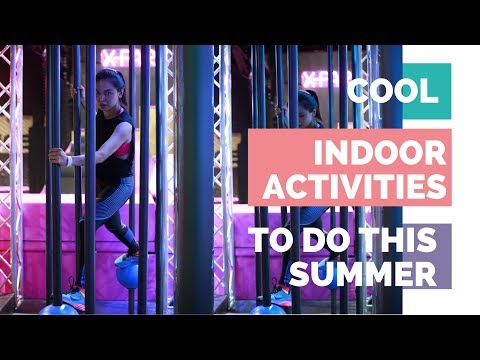 5 Cool Indoor Activities in Dubai