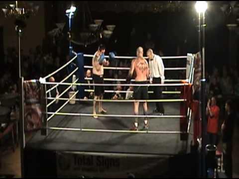 S Lewsam v D Paddison GMAA Fight Night 5
