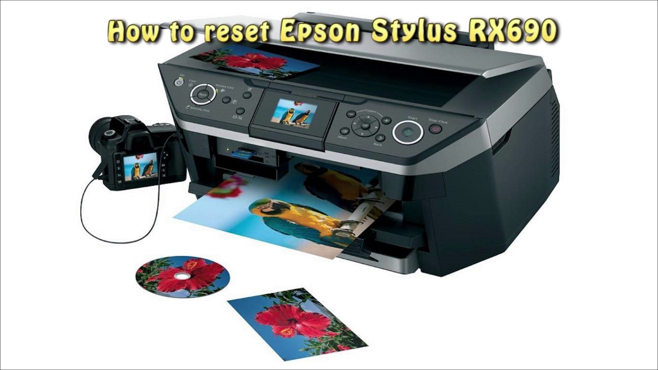EPSON RX690 SCANNER DRIVERS PC