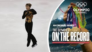 The Jump that Changed Figure Skating Forever | Olympics on the Record