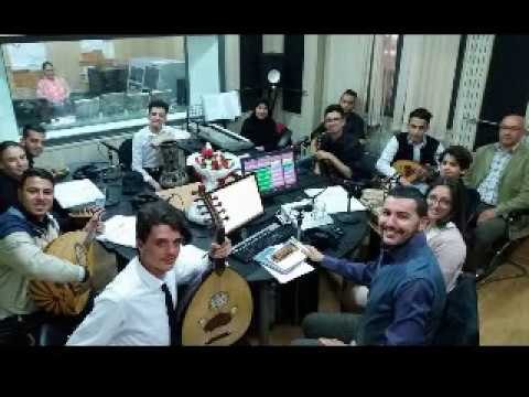 Association Ahl el Fen  à la Radio El Bahdja Alger le 10 Avril 2017