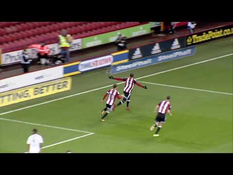 Blades 4-5 Fulham - match action