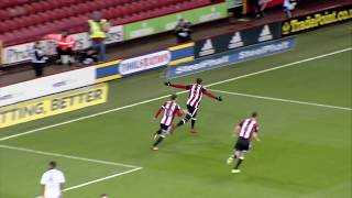 Blades 4-5 Fulham - match action