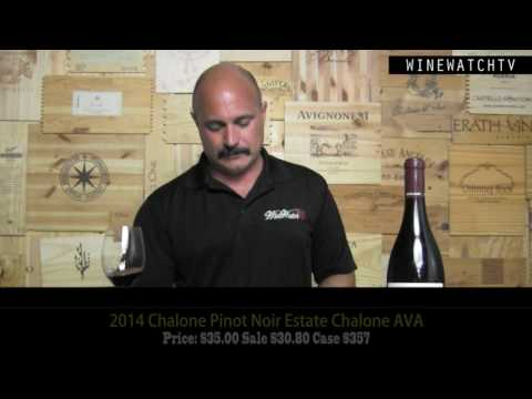 Chalone Estate Pinot Noir Offering - click image for video