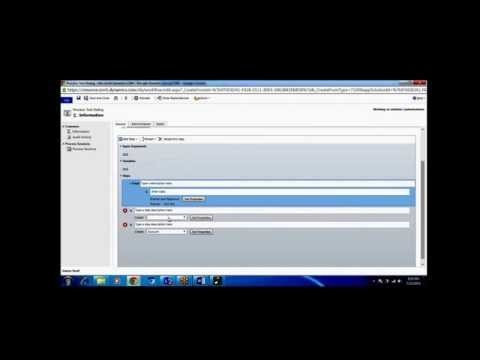 How does Dialogs works in MS Dynamics CRM 2015