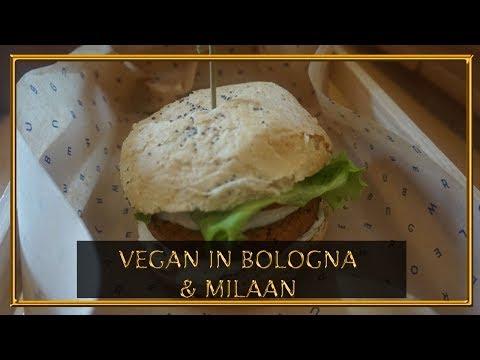 """Vlog #33 """"Vegan hotspots in Bologna en Milaan"""""""