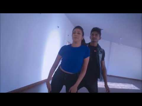 Visekari Nishal & Sachini Dancing Cover