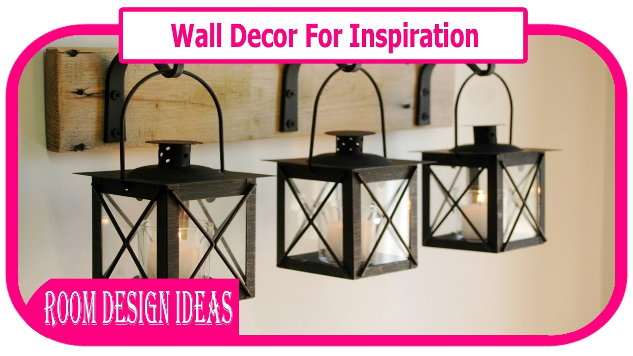 Creative Wall Decor wall decor for inspiration - creative wall decor ideas - diy room