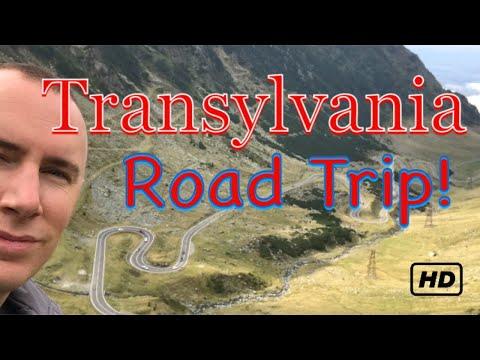 Transylvania Road Trip - Romania 🇷🇴