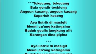 Lagu dan Tari Nusantara: TOKECANG - Lagu Anak - Stafaband