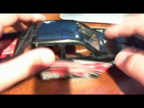 How to make a replaceable windshield for a micro rc