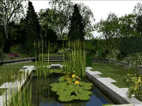 3d gartenplaner 3d garten designer trailer youtube. Black Bedroom Furniture Sets. Home Design Ideas