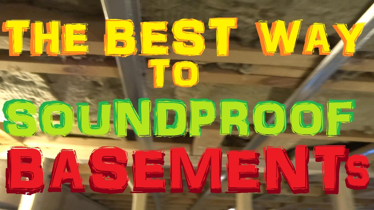 Rockwool Insulation Fireproof And Soundproof Your Basement Apartment 9of14