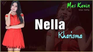 Download Mas Kawin - Nella Kharisma   |   Official Lyric   #music