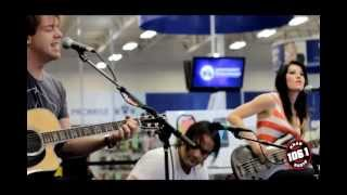Sick Puppies -  All The Same (Acoustic) @ Best Buy, Bakersfield California