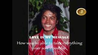 Michael Jackson: If This Were Your Child ?