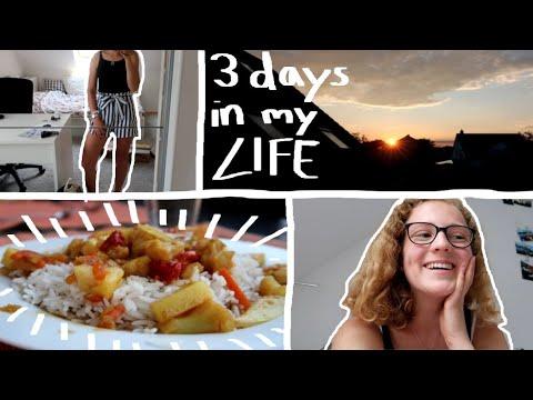 GASTGESCHENKE die LETZTEN Tage vor meinem AUSLANDSJAHR😍 - Vlog ♥︎ Leonie4ever