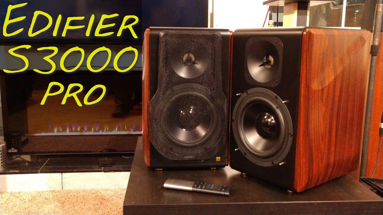 Edifier S3000Pro _(Z Reviews)_ When Magic Meets Technology