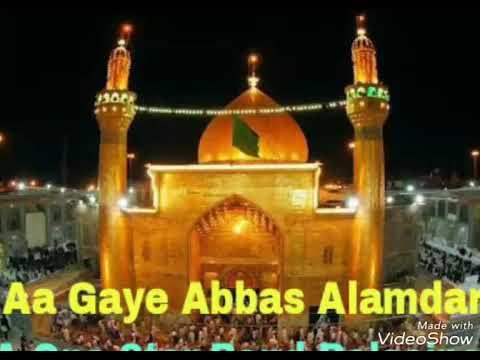 Aa Gaye Abbas Alamdar A One Star Band Balasinor 9824315917