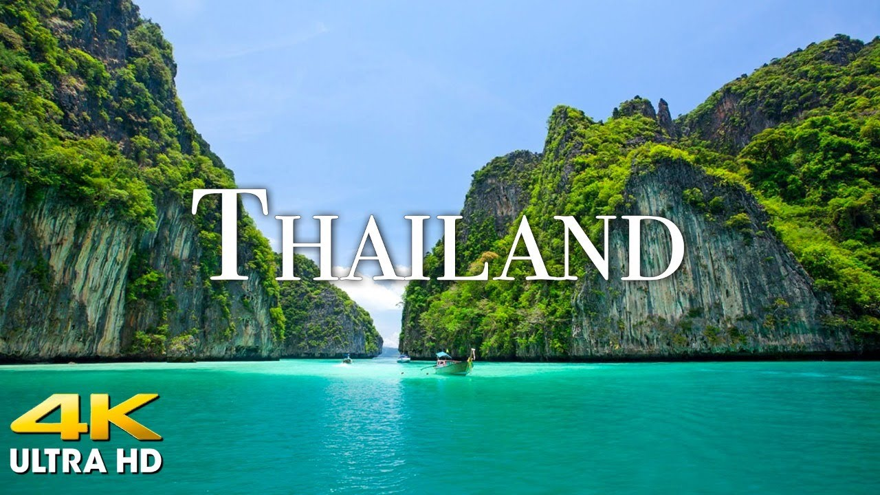Download FLYING OVER THAILAND (4K UHD) - Beautiful Nature Scenery with Relaxing Music | 4K VIDEO ULTRA HD