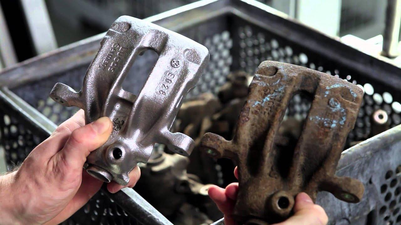 Proces Regeneracji Zacisk U00f3w Hamulcowych Bosch