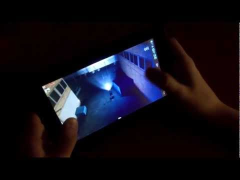 Обзор игр на планшете Explay Surfer 7.02 Rus