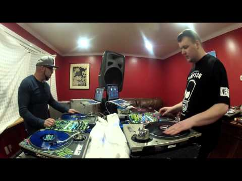DJ Ragoza & DJ KG - Biggie Tribute