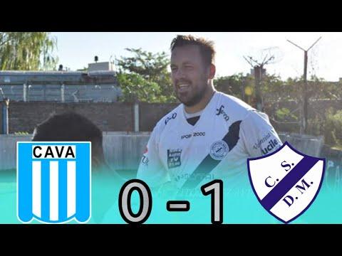 Primera C : VICTORIANO ARENAS 0 - 1 DEPORTIVO MERLO (El Gol)