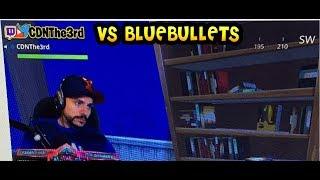 CDNThe3rd EPIC Fortnite Victory Royale!! Vs Blue_Bullets in Solo Showdown mode