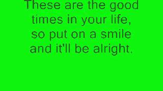 Calvin Harris - The Rain (lyrics)